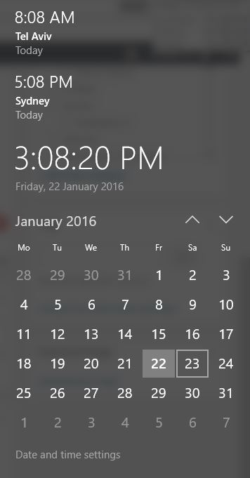add-additional-clocks-to-windows-10-date-and-time-timezones-alternate